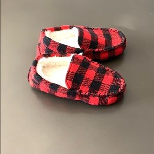 Other - 🤭3 for $21: Buffalo Plaid House Slippers